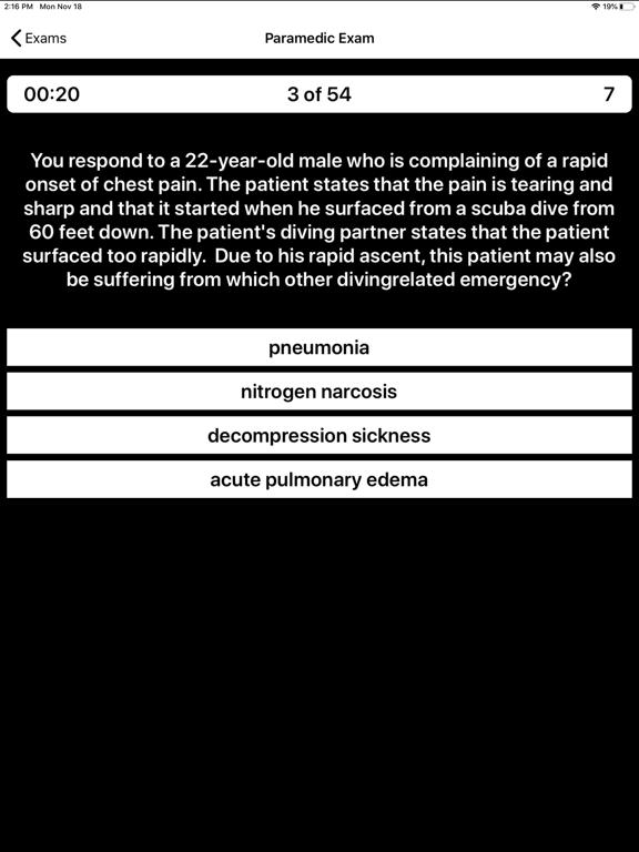 Paramedic NRP Exam Prep screenshot 16