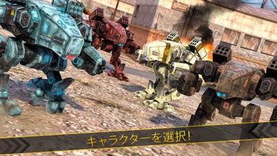 Steel Robots - スーパーロボッのおすすめ画像3