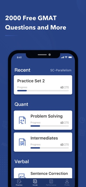 GMAT Prep by Ready4 on the App Store