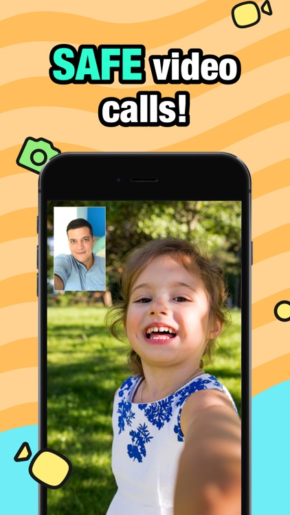 JusTalk Kids - Safe Video Chat