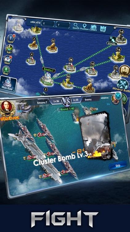 War of Warship:Pacific War