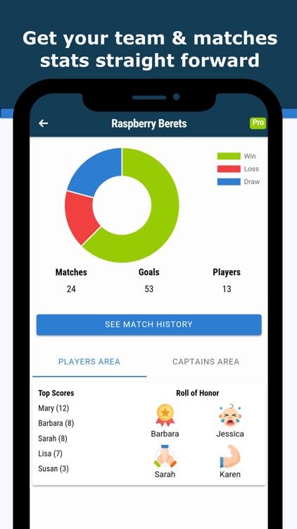 IMIN - Sport Teams Manager app screenshot-3