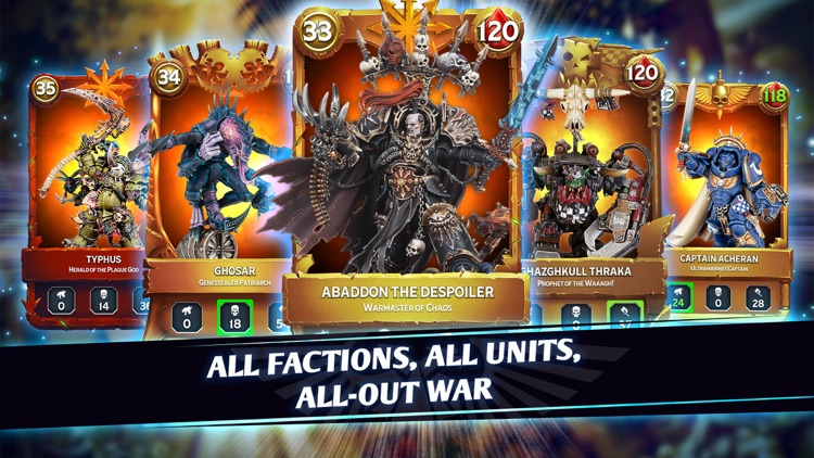 Warhammer Combat Cards screenshot-0