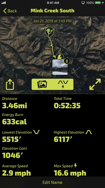 Back Country Workout screenshot-3
