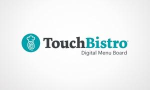 TouchBistro Menu Board