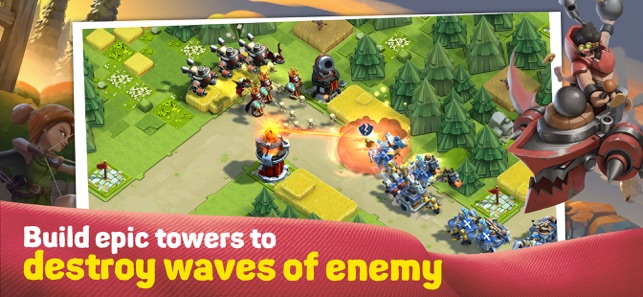 Mod Game Caravan War for iOS