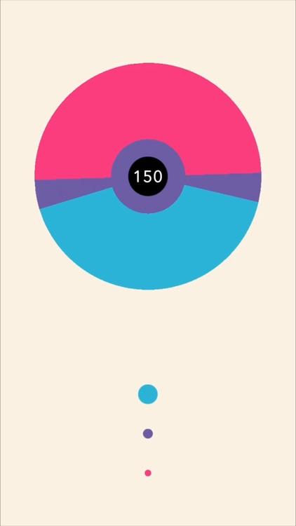 Circle Smash: Black screenshot-3