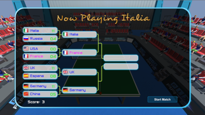 Table Tennis World Tournament screenshot 4