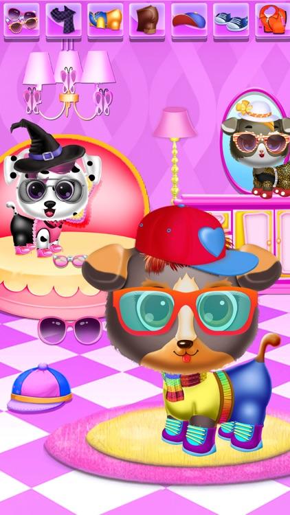 Baby Girls - Doll House Games screenshot-3