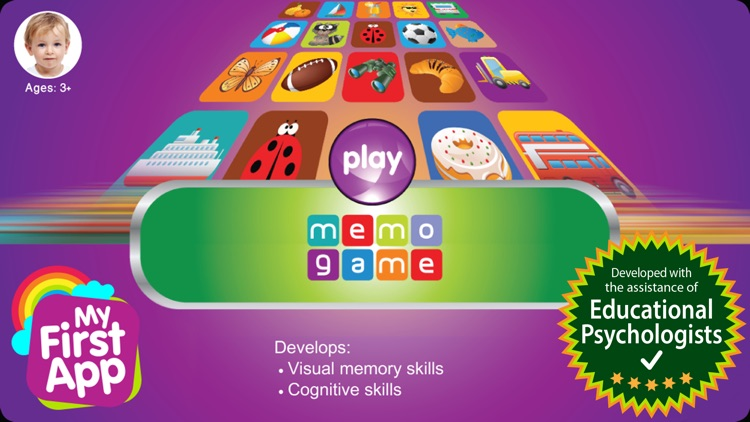 Adhd memory cards therapy game
