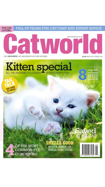 Catworld Magazine screenshot-1
