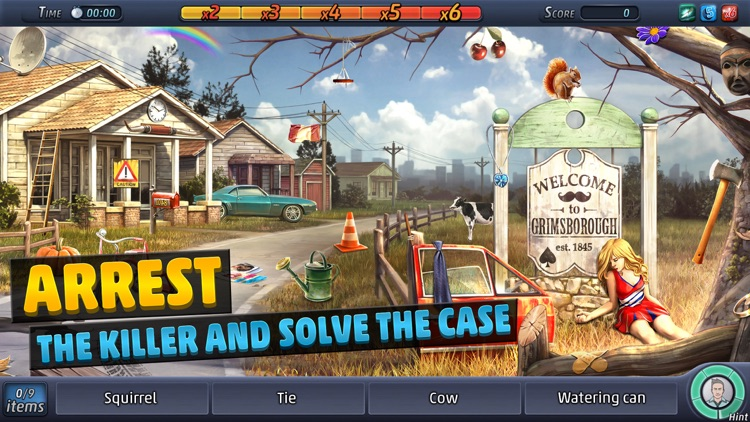 Criminal Case screenshot-4