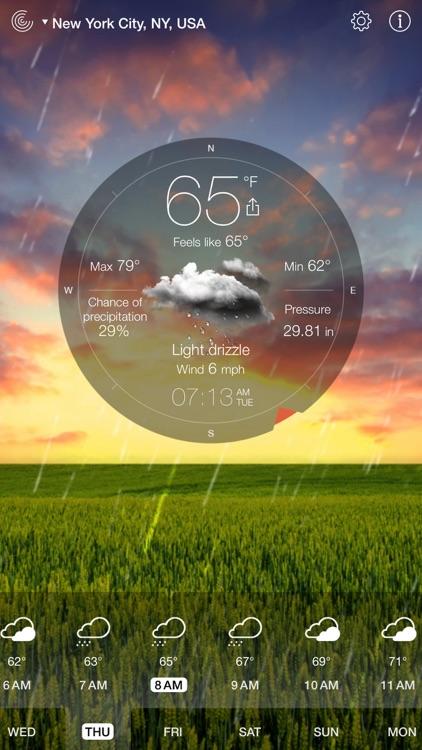 Weather Live゜ screenshot-0