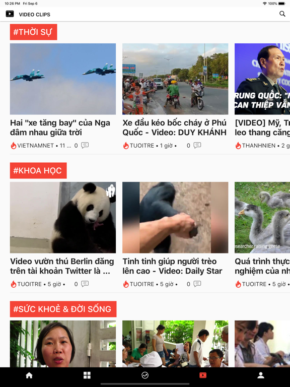Tin nhanh 24h: Đọc báo tin tức screenshot 6