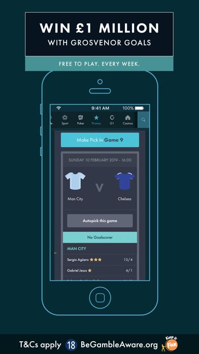 Grosvenor Sport - Bet on Sport screenshot four