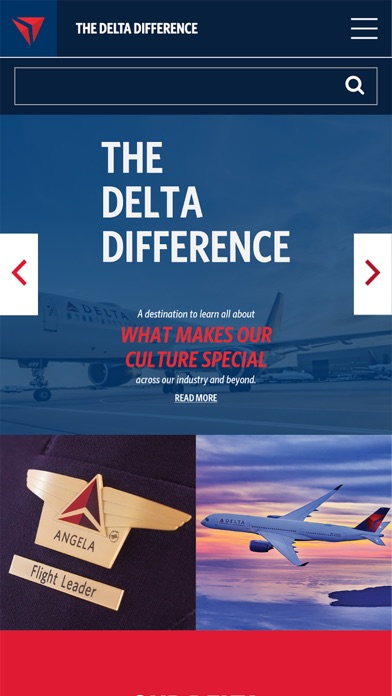 The Delta Difference screenshot 1