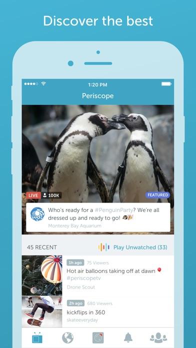 download Periscope Live Video Streaming indir ücretsiz - windows 8 , 7 veya 10 and Mac Download now