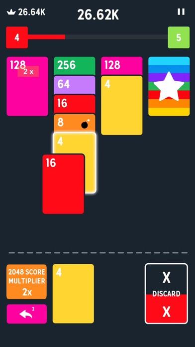 2048 禅カード screenshot1