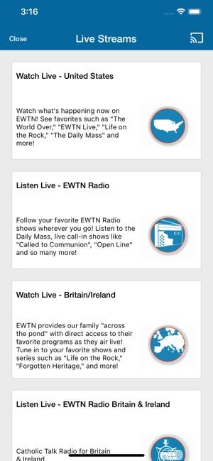 EWTN on the App Store