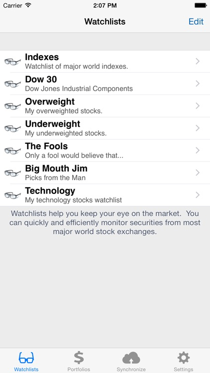 StockMarketEye screenshot-3