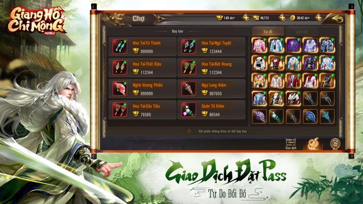 Giang Hồ Chi Mộng - Kiếm Vương screenshot-3