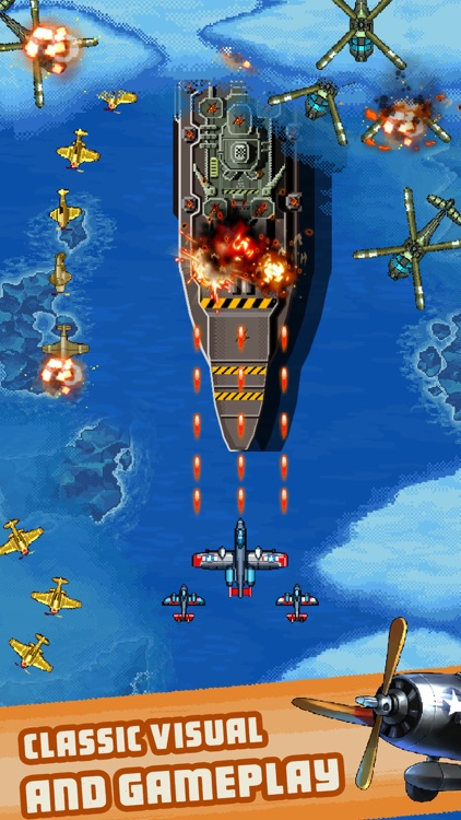 1942 Classic Arcade screenshot-0