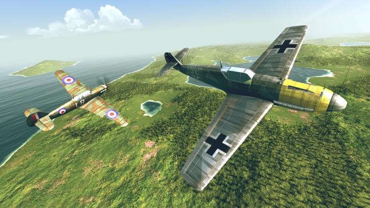 Warplanes: WW2 Dogfight FULL screenshot-5