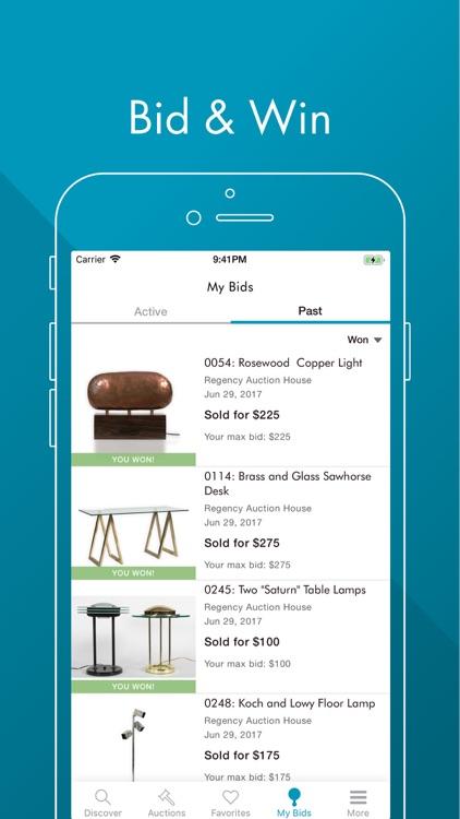 LiveAuctioneers: Bid & Collect screenshot-4