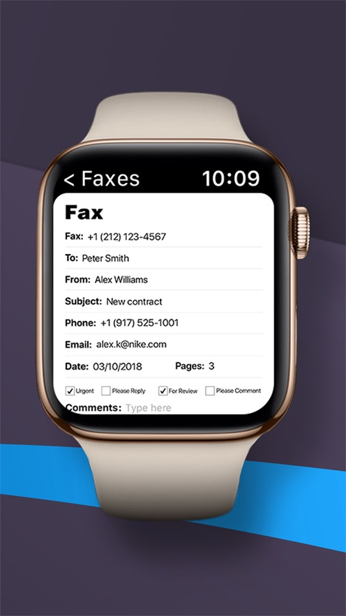 iFax fax app: Fax from iPhone】版本记录- iOS App版本更新记录
