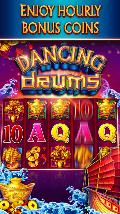 Free spins for slots of vegas casino