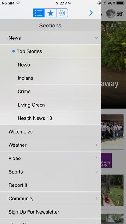 WLFI-TV News Channel 18