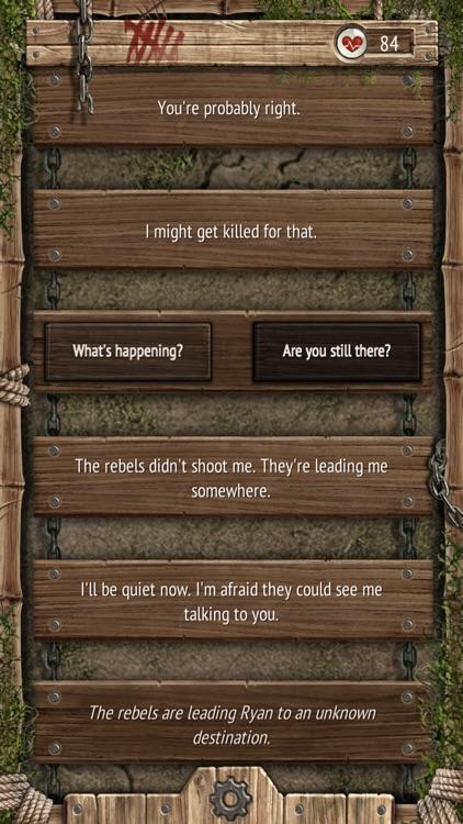 The Hostage screenshot-4