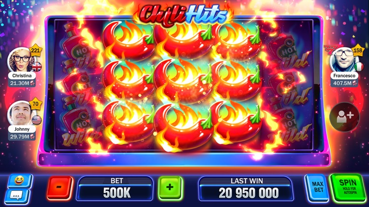 Huuuge Casino Slots Vegas 777 screenshot-0