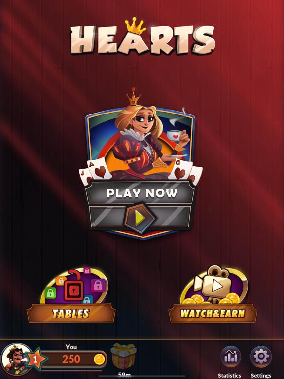 Hearts - Offline Card Games screenshot 9