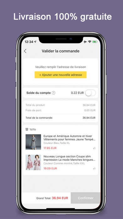 SaraMart pour Android