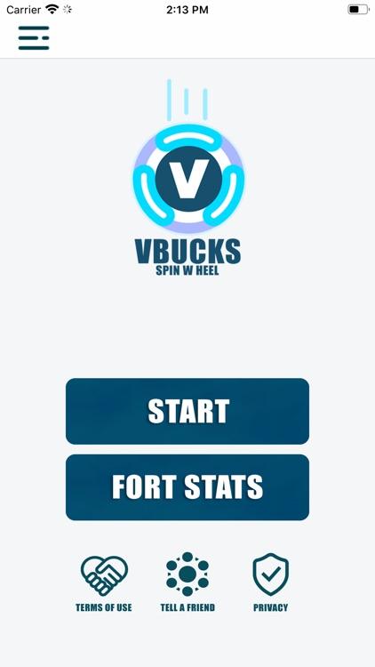 Vbucks Spin Wheel for Fortnite