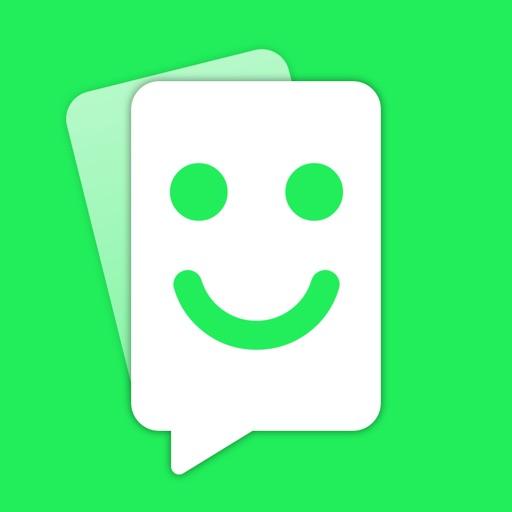 Swiping - Snapchat Friends