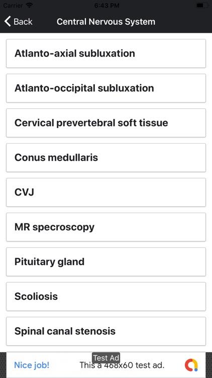 Radiology Measurements screenshot-3