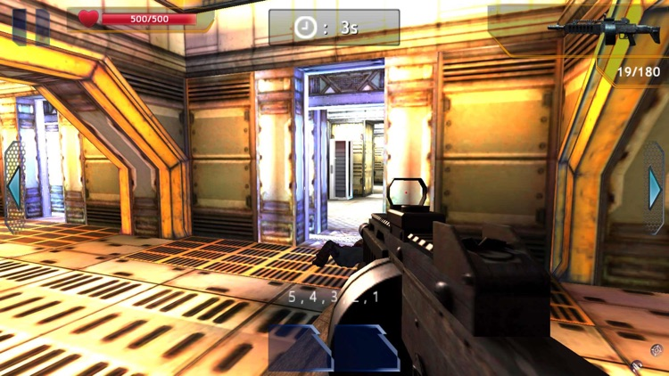 Dead Zombie FPS Shooter Games screenshot-3