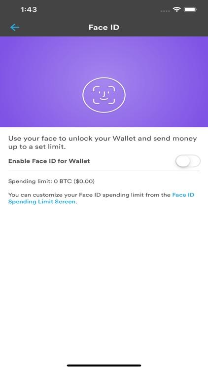 Bitcoin Wallet - Maks screenshot-3
