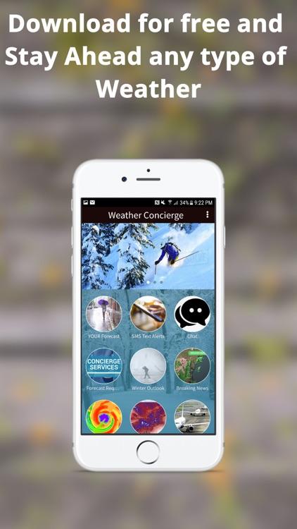 Weather Concierge screenshot-4