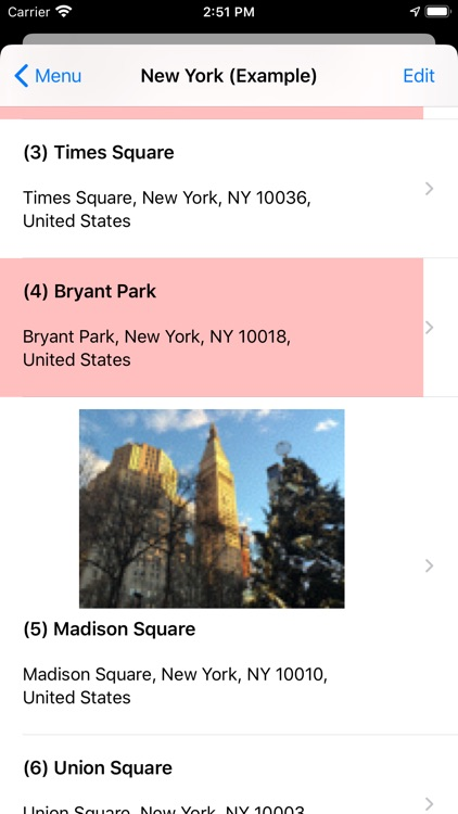 MapMyPlaces screenshot-3
