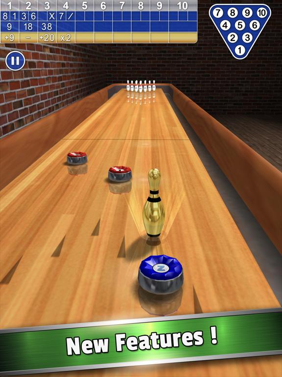 Ipad Screen Shot 10 Pin Shuffle Tournaments 4