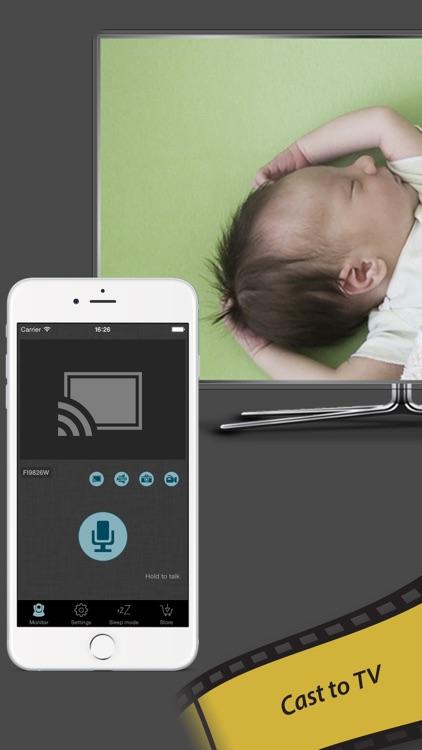 Baby Monitor for IP Camera screenshot-4