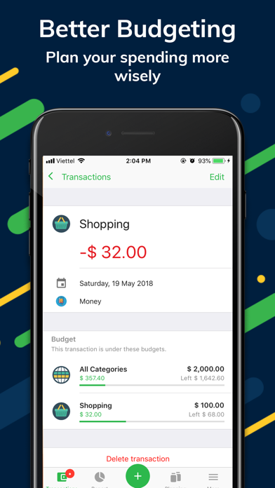Money Lover +: Expense Tracker Screenshots