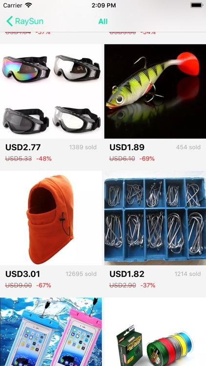 RaySun Sport Store screenshot-4