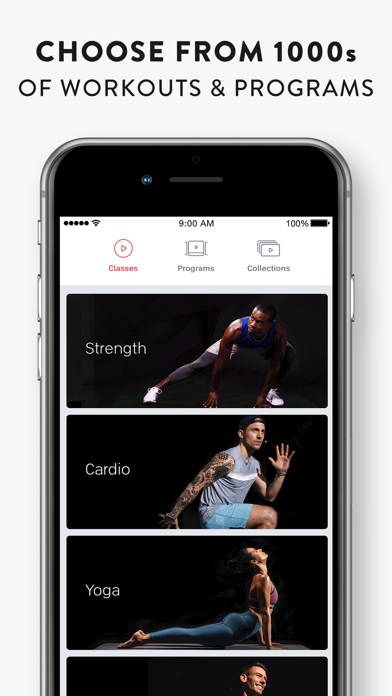 messages.download Peloton — Live workout classes software
