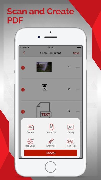 PDF Box Pro : Snap & Convert screenshot-4