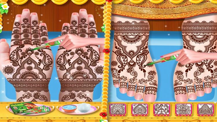 Indian Wedding Bride Salon screenshot-4
