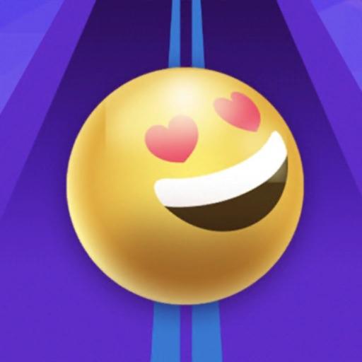 Ball Run Emoji